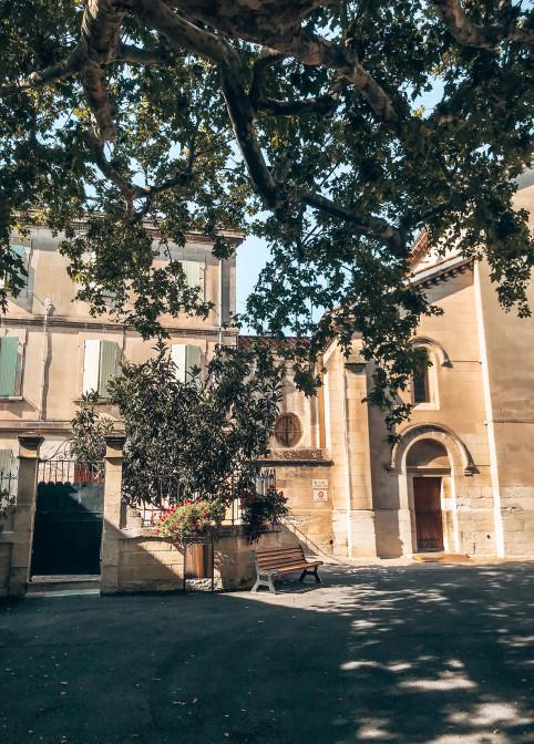 Vivre à Saint Andiol
